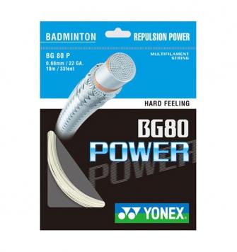 CƯỚC ĐAN VỢT CẦU LÔNG BG80 POWER