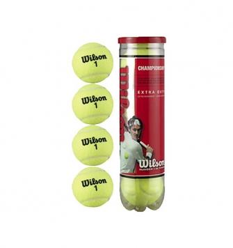 Bóng Tennis  Wilson đỏ