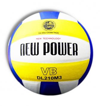BÓNG CHUYỀN NEW POWER - VB DL210M3