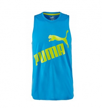 Áo Thể Thao Puma Men's Fall Graphic Essential Sleeveless Top